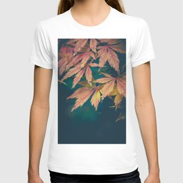 Fall Acer Leaves T-shirt