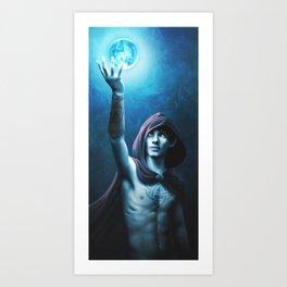 Emrys Art Print