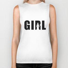 girl Biker Tank