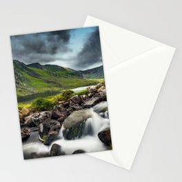 Tryfan and Ogwen Lake Stationery Cards