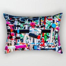 HOLD TIGHT! Rectangular Pillow