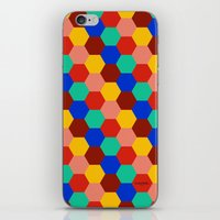 korean iPhone & iPod Skins featuring Korean Paving by KAOMAÏL