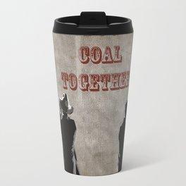 Raylan Givens and Boyd Crowder Travel Mug