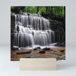 Serenity of a Fall by Dana Tinnell - Twilight Paintings Mini Art Print