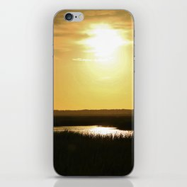 Rays Of Sun iPhone Skin