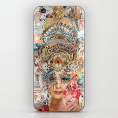 Marie Antoinette II iPhone & iPod Skin