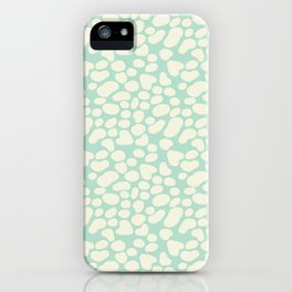 Sugar stones iPhone Case