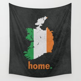 Ireland Proud Wall Tapestry