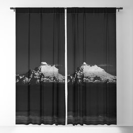 Mount Baker Blackout Curtain