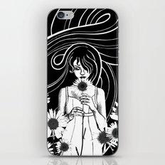 Daisy Girl iPhone & iPod Skin