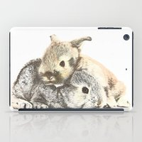 furry iPad Cases featuring FURRY LOVE by Yuuri Cheryl