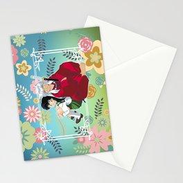 Inuyasha & Kagome Stationery Cards