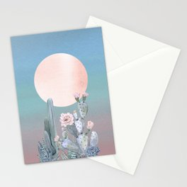 Desert Twilight by Nature Magick Stationery Cards