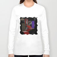 nightmare Long Sleeve T-shirts featuring nightmare by Ancello