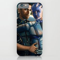 Mass Effect - Always here for you. iPhone 6s Slim Case