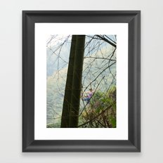 H.D. Framed Art Print
