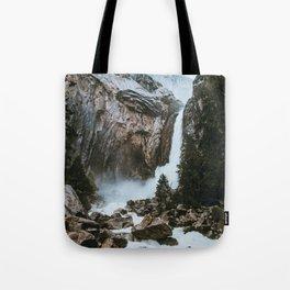Waterfall IV Tote Bag