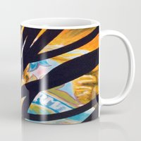 carousel Mugs featuring CAROUSEL by Brandon Neher