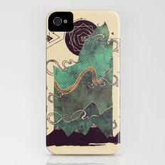 Northern Nightsky iPhone (4, 4s) Slim Case