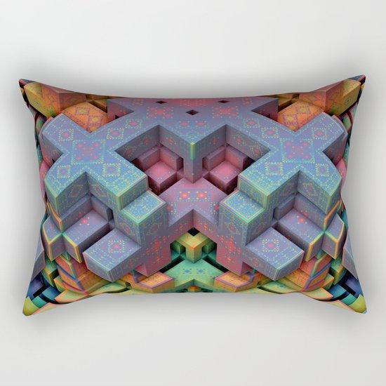 Mindcraft Rectangular Pillow