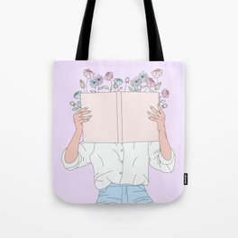 Read All About It Tote Bag