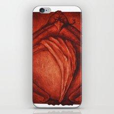 Sumo Penguin iPhone & iPod Skin