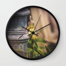 La Petite Fleur Wall Clock