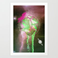 &dos Art Print