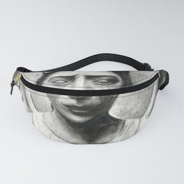 Weeping Angel Fanny Pack