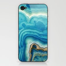Blue Onyx iPhone & iPod Skin