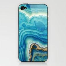 Blue Onyx iPhone & iPod Skin