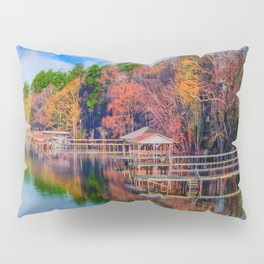 Autumn on the Lake Pillow Sham