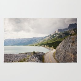 Icefields Parkway Rug
