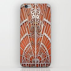 Metal Overlay iPhone & iPod Skin