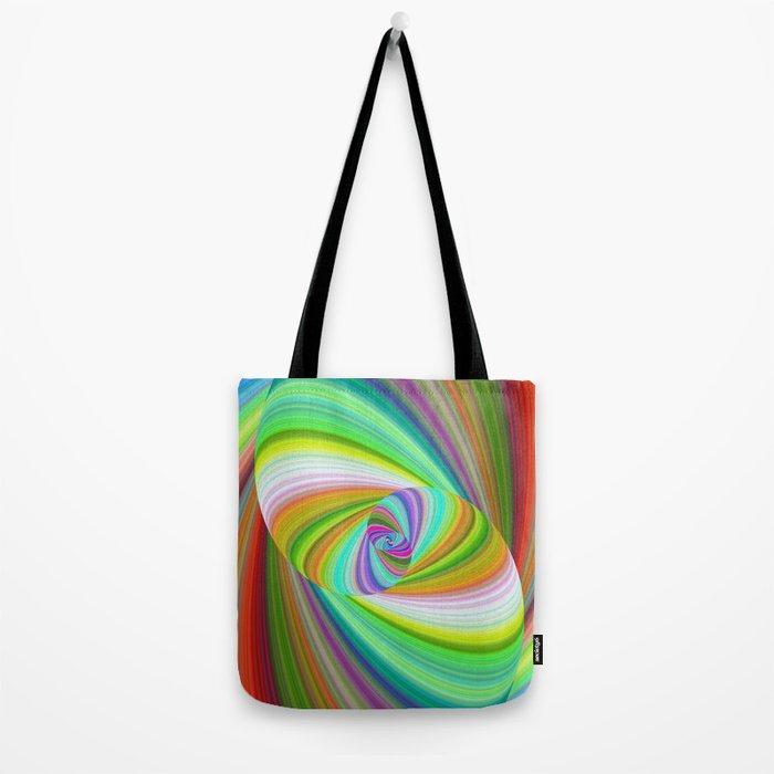 Happy summer ellipse magic Tote Bag