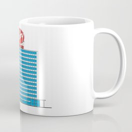 Edificio Pigalle Coffee Mug
