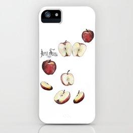 Apple Slices iPhone Case