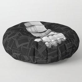 Do You Even Lit? Floor Pillow