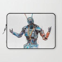 Chappie, Illest Gangsta No.1 Laptop Sleeve