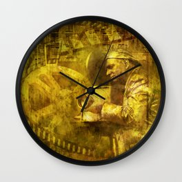 The Cinematographer Wall Clock