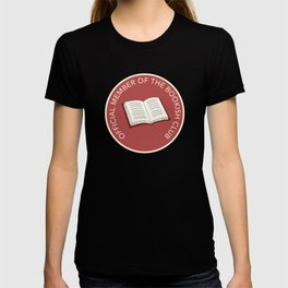 Official Member of the Bookish Club T-shirt