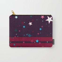 Summer Evening - Raspberry Grape Carry-All Pouch