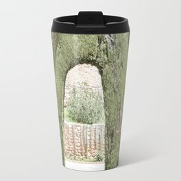 Tree Arches in Granada Travel Mug