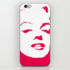 MARILYN POP iPhone & iPod Skin