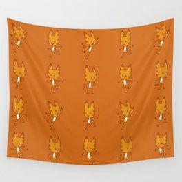 Stickimals - Cat Wall Tapestry