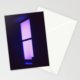 Super-Synthwave  Stationery Cards