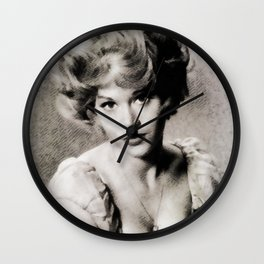 Jane Fonda, Actress Wall Clock