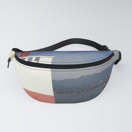 Lighthouse and light air Fanny Pack