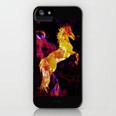 HORSE - War horse Slim Case iPhone (5, 5s)