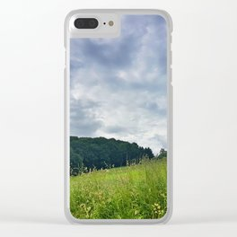 Somewhere In Slovenia Clear iPhone Case
